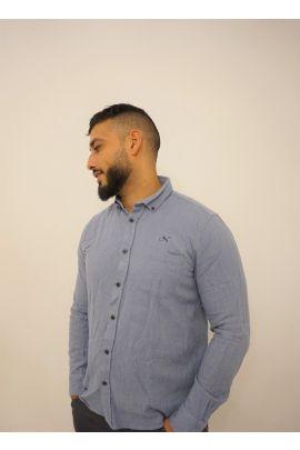 NS Blue Shirt